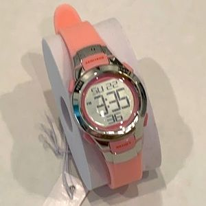 ARMITRON NWT Pink Small Face Rubber Watch